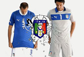 Puma Italy Kit